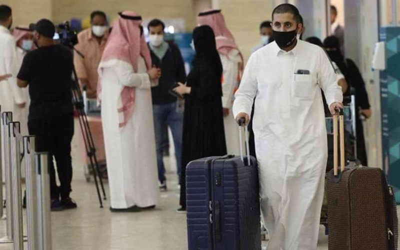 الصورة: الصورة: السعودية تعلن تشغيل المطارات بكامل طاقتها الاستيعابية