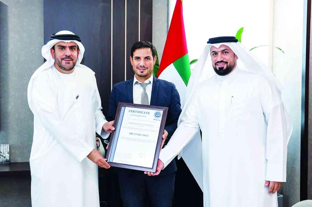 «الصحة» و«الإمارات للخدمات الصحية» تحصلان على شهادتي «آيزو»