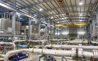 «طاقة» و«ماروبيني» تطوران مشروعاً لتوليد الكهرباء وتحلية المياه لـ«أرامكو»