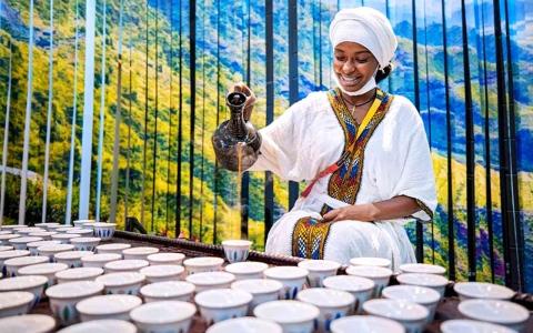 الصورة: الصورة: قهوة إثيوبية