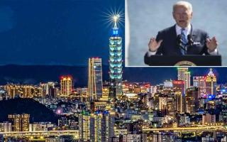 بايدن: أمريكا ستدافع عن تايوان إذا هاجمتها الصين