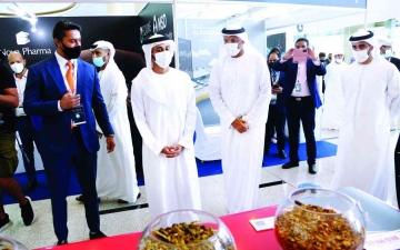 الصورة: الصورة: راشد بن دلموك: «ملتقى دبي لشركاء الفروسية» مستمر سنوياً