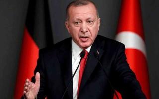 الصورة: الصورة: أردوغان يأمر بطرد 10 سفراء بسبب كافالا