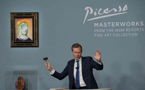 الصورة: الصورة: بيع أعمال لبيكاسو  بأكثر من 100 مليون دولار