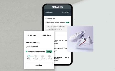 الصورة: الصورة: شراكة بين «نتورك إنترناشيونال» و«تابي» لتوفير خيار «التسوق الآن والدفع لاحقاً» في الإمارات