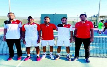 الصورة: الصورة: «أبيض التنس» إلى المجموعة الثالثة لكأس ديفيز