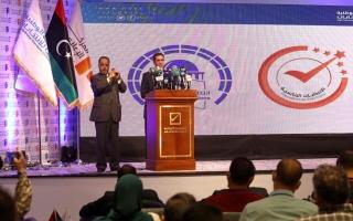 قطار الانتخابات ينطلق في ليبيا