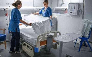 الصورة: الصورة: بريطانيا تخطط لحزمة بـ 8.1 مليار دولار لرفع طاقة الخدمات الصحية