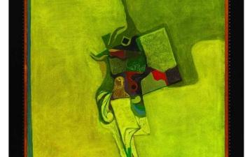الصورة: الصورة: لطيفة بنت محمد:  محمد بن راشد الداعم  الأول للثقافة والفن