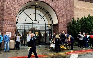 الصورة: الصورة: مقتل شخصين جراء إطلاق نار في مركز تجاري بولاية إيداهو الأمريكية
