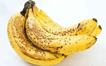 الصورة: الصورة: متى يجب التخلص من الموز وعدم تناوله؟