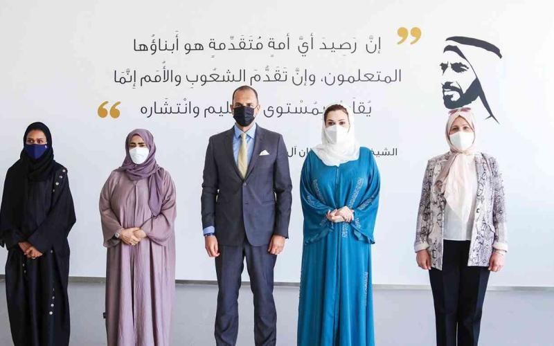 الصورة: الصورة: «سيدات عجمان» يوقع مذكرة تفاهم مع جامعة عجمان للتدريب الميداني والخدمة المجتمعية