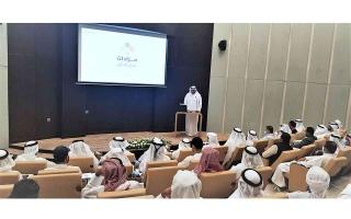 «أراضي عجمان» تعقد ورشة لشرح سياسات وآلية المزادات العقارية