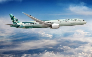 72 % انخفاض الانبعاثات الكربونية برحلة الاتحاد للطيران المستدامة