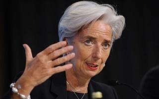 لاجارد تحذر من ارتفاع التضخم وتختلف مع رهانات رفع الفائدة