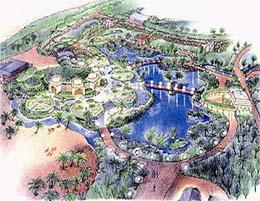 بلدية دبي تستعد لإنشاء حديقة الحيوانات بتكلفة 200 مليون درهم عبر الإمارات البيان