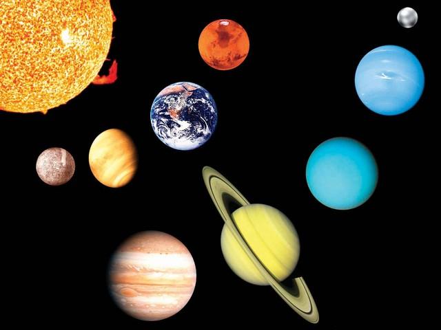 معلومات عن كواكب المجموعة الشمسية فكر وفن ترفيه البيان